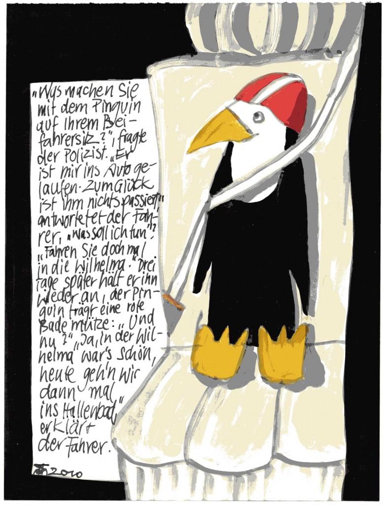 Witz Pinguin420