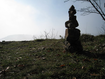 Steinmännle oder -weible? Foto: V. Onmir