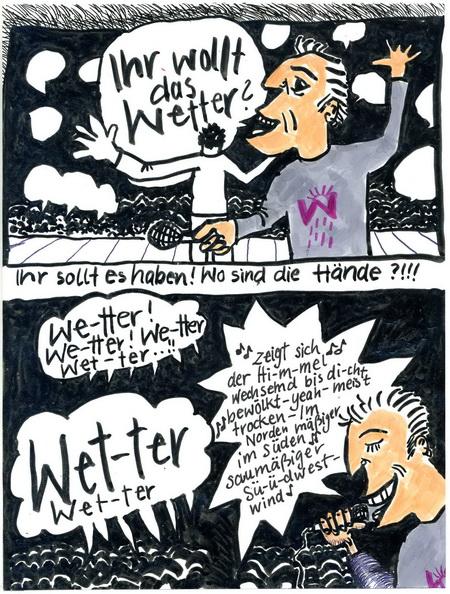 Zeichnung: V. Onmir, Rabenkalenderrükseite 19.2. 2015