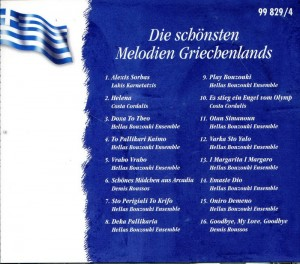 800 griechische Melodien 365
