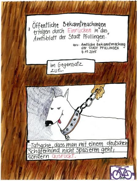 Zeichnung: verRücker: V. Onmir, rabenkalenderrückseite 19.12.2015
