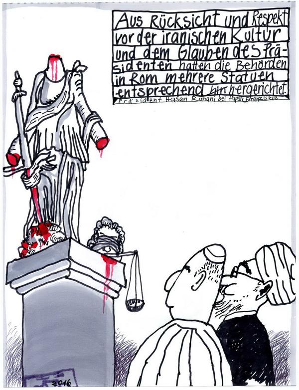 Zeichnung: V. Onmir, Rabenkalenderrückseite 28.1.2016