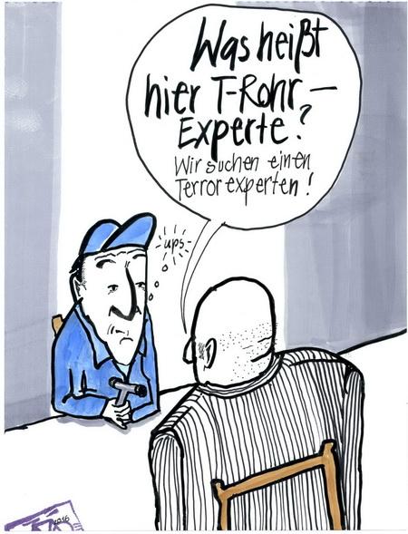 Zeichnung: V. Onmir, Rabenkalenderrückseite 13.2.2016