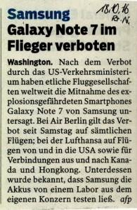 Reutliner Nachrichten/SWP 18.10.2016
