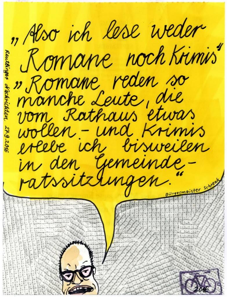 Zeichnung: V. Onmir, Rabenkalenderrückseite 27.9.2016