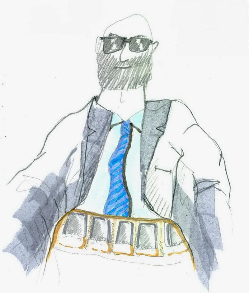 Zeichnung: T-Tohrexperte V. Onmir