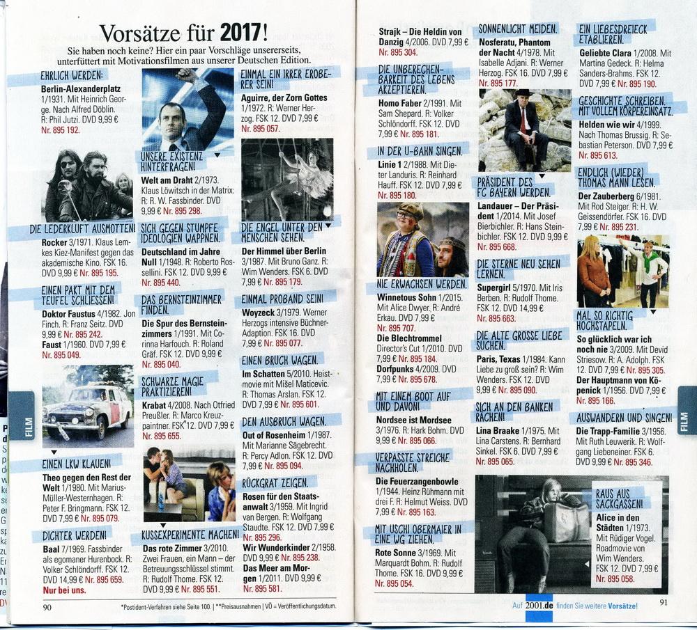 Quelle: Merkheft Nr. 309, Januar 2017, Zweitausendeins.de