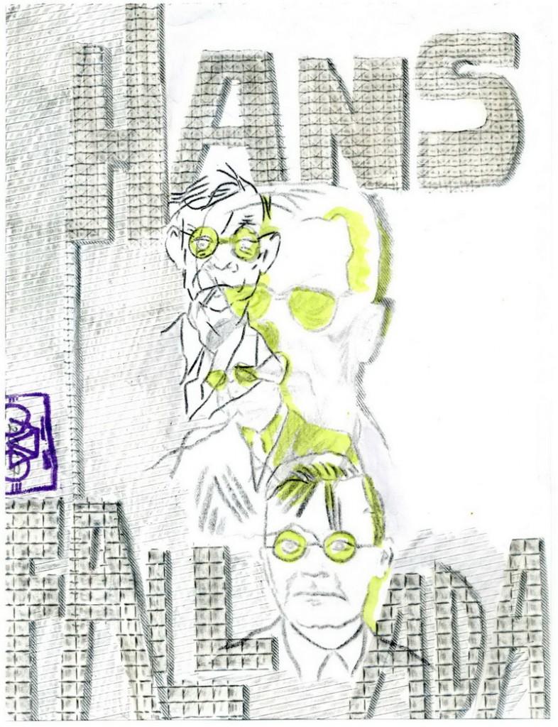 Zeichnung: V. Onmir, Rabenkalenderrückseite 5.2. 2017